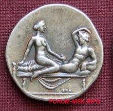 проститутки монетах на