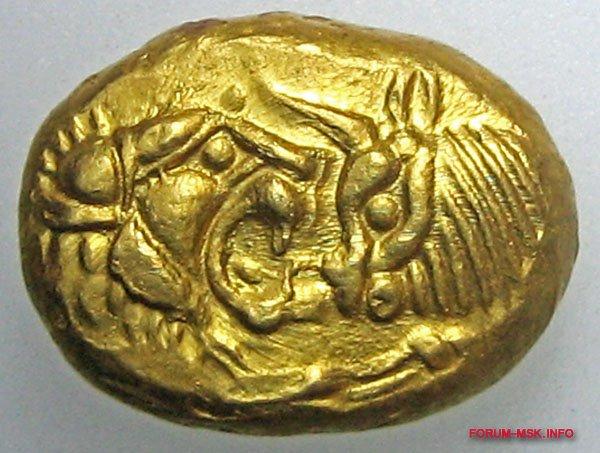 Лидийская золотая монета.jpg